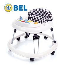 Wholesale multifunction inflatable round plastic baby walker