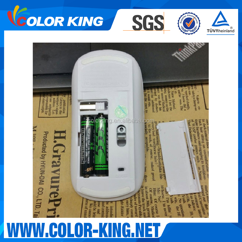 Hot promotional gift 2.4 GHz Mini Wireless Optical Mouse For Mac