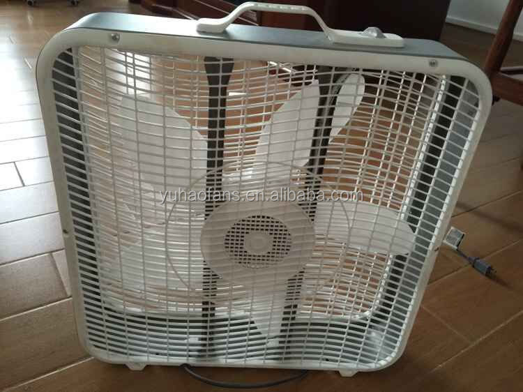Lasko 20 box fan 3 speed metal material fan with ETL and CETL