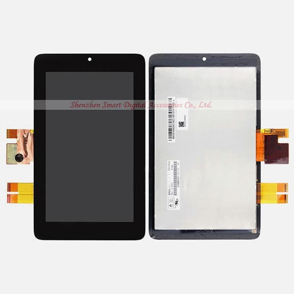 "For Asus Memo Pad 7"" ME172 ME172V LCD Display + Digitizer Touch Screen Assembly Repair Part Free Shipping"