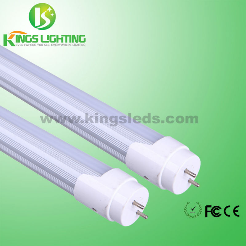 Hot Sale LED T8 Tube with 1200mm 18W Light Efficacy red type six 8 100Lm/w, CRI>85, PF>90%, CE(EMC&LVD), ROHS,FCC