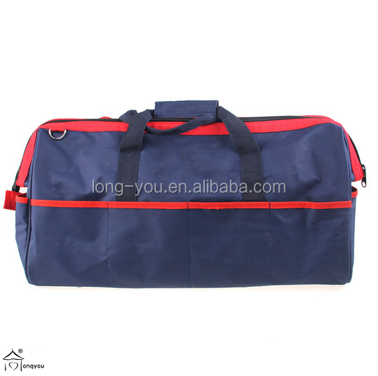 oxford material carry bag electrician backpack tool bag for plumbers