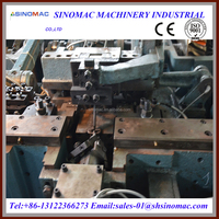 Tyre Chain Bending Equipment Machinery Plant/Steel Chains Making Production Line