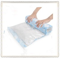 Clothes Vacuum Storage Bag Waterproof Plastic Bag