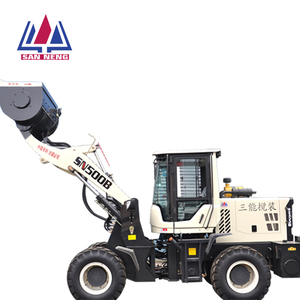 Construction machinery wheel loader chinese mauncturer mini wheel loader