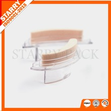 Private label cosmetics eyebrow stamps by makeup suppliers china