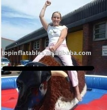 TOP inflatable mechanical bull,inflatable Rodeo Bull