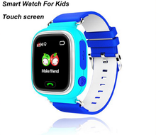 GPS Tracker Smart Kid Wrist Watch Anti-lost Kid Watch with Locator Tracker SOS key for Android/iOS