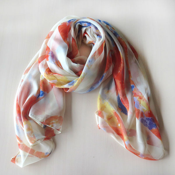 HD264-855 2012 new model scarf