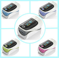 CE Fingertip Pulse Oximeter Finger Blood Oxygen SpO2 PR Heart Rate Monitor