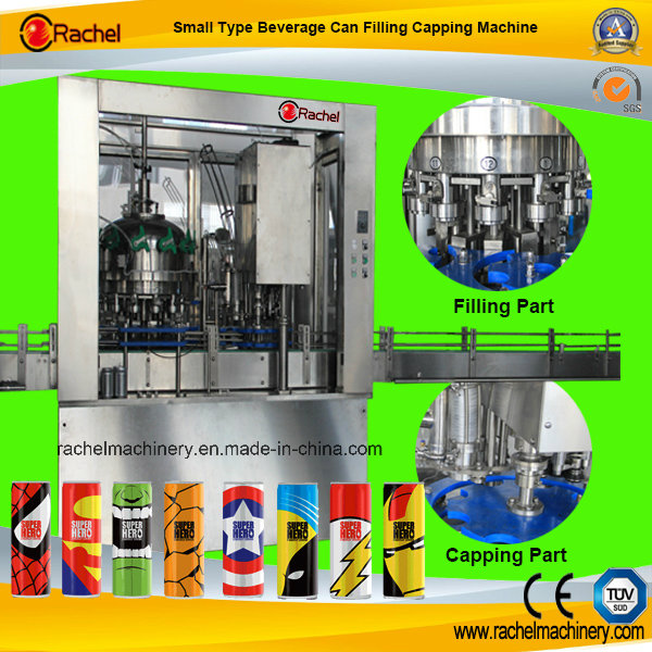 Soda / Cola/Red Bull Beverage Drink Filling Machinery