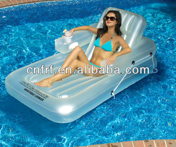 Inflatable Swimming Pool Air Mattress