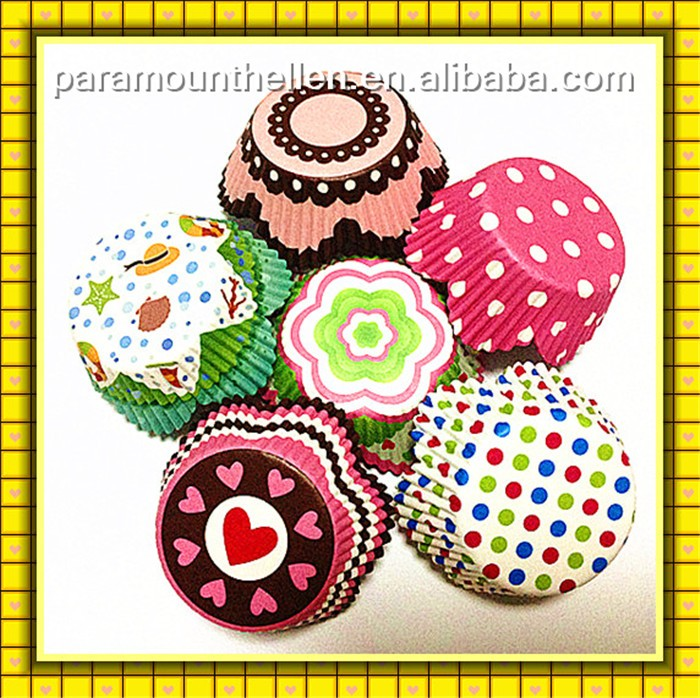 kitchen products cupcake liners cupcake wrappers for christmas