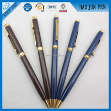 2015 Hot Promotional Custom Logo Business Gift Metal ball pen