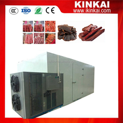 Small capacity sausage freeze room dehydrator
