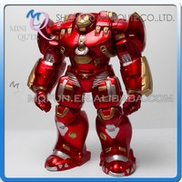 Mini Qute America 31 cm Marvel cartoon movie Avenger super hero plastic action figures kids collection model toys NO.MQ 137