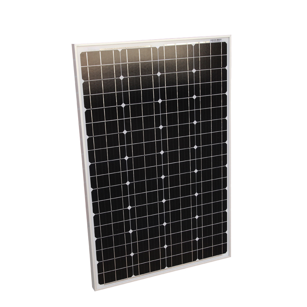 Top Quality Chinese factory Monocrystalline 100W / 18V Solar Panel <strong>Module</strong>