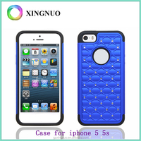 Luxury Armor Neo Hybrid Material Case for iPhone 5