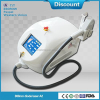 808nm diode laser permanent hair removal face /human hair removal for all parts of body