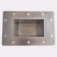 Aluminum waveguide BJ2211NS for microwave magnetron