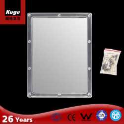 2018 USA style prison looking vandal resistant mirror