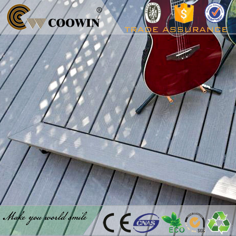 wpc composite boat decking material
