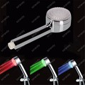 3 color Romantic most powerful bathroom shower sets with temperature control 8008-A12