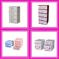 plastic chest of drawers with high quality