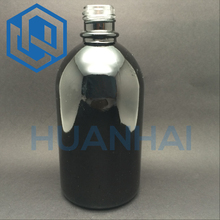 300 ml Black Glass Perfume Glass Bottle Design Your Own Perfume Bottle