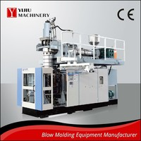 Sell to 70 Countries PLC Touch Screen Blow Mould Used Plastic Molding Machines