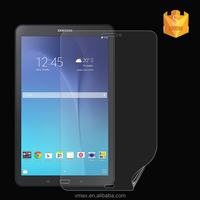 Korea mobile phone accessories anti fingerprint screen protector for Samsung Galaxy Tab E T560 screen protector