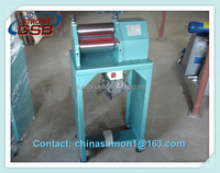 LZ-20CM Leather Roller Flattening Machine With Low price used artificial shoes making machine