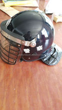 Supplier for High quality ABS Anti-riot helmets With Visor net