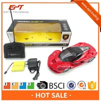 Hot selling kids remote control toy car small racing rc car for sale