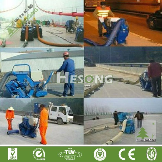 Floor Paint/Deck Surface/Ceramic Tile Shot Blasting Removal Machine