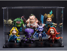 Anime Figure DOTA figure 7 pcs a set Wholesale Cos New Style DOTA figure