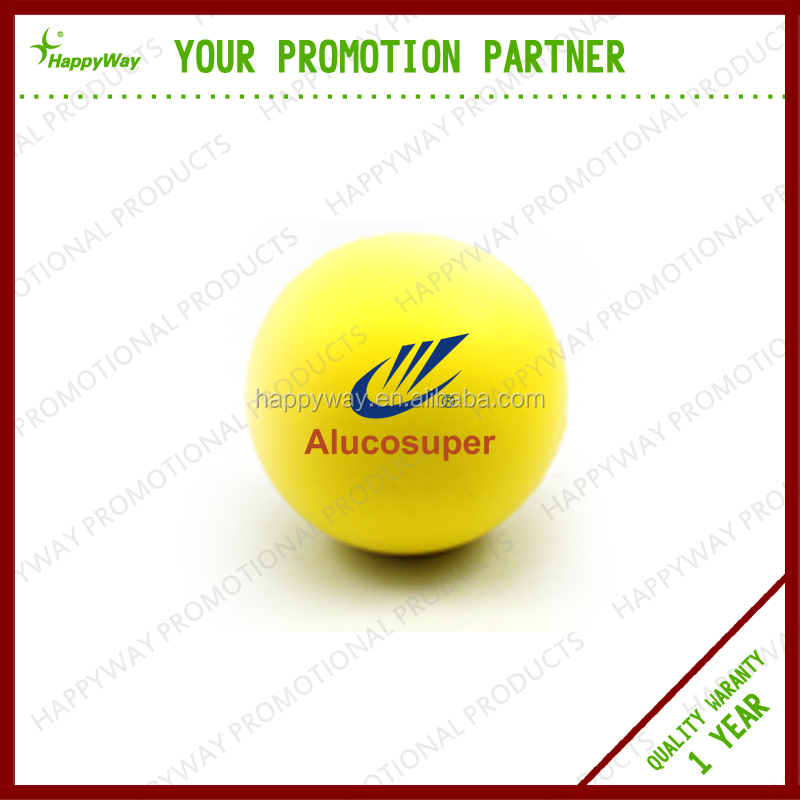 Tennis Anti Stress Ball With Custom Logo, MOQ 100 PCS 0101004 One Year Quality Warranty