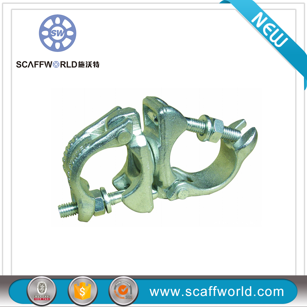 EN74 scaffolding British ladder coupler ladder clamp
