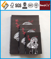 strong binding free sample spiral notebook daily planner