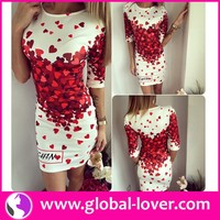 2016 newest woman bodycon dress different designs casual dresses