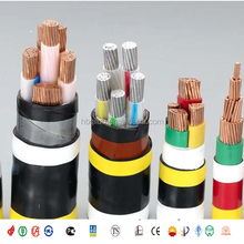450/750V pvc insulated and nylon sheathed electric able/electrical wire/price high voltage power cable
