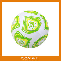 machine sewn wholesale football soccer loyal