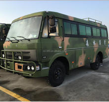 4X4 Dongfeng Diesel off-road bus