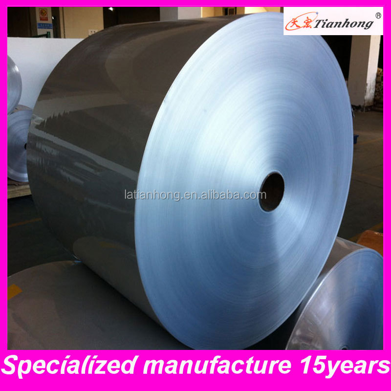 Insulation material aluminum foil used for car house and construction