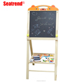 Children double-side magnetic lifting board magnetic blackboard