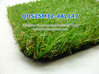 HOT SALE!!! artificial turf for balconies--(QDS25M12-4AL147)