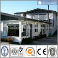 Modern Designed Steel Prefabricated Building for Church