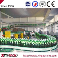 XBTP 5A85 Flexlink Flex Chain Conveyor for drink bottles industry