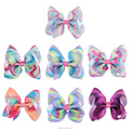 Hot Selling Mini Hair Bow Colorful JOJO Hair Bow For Girls