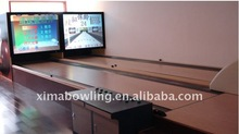 Simulate Bowling Equipment (2 lanes)